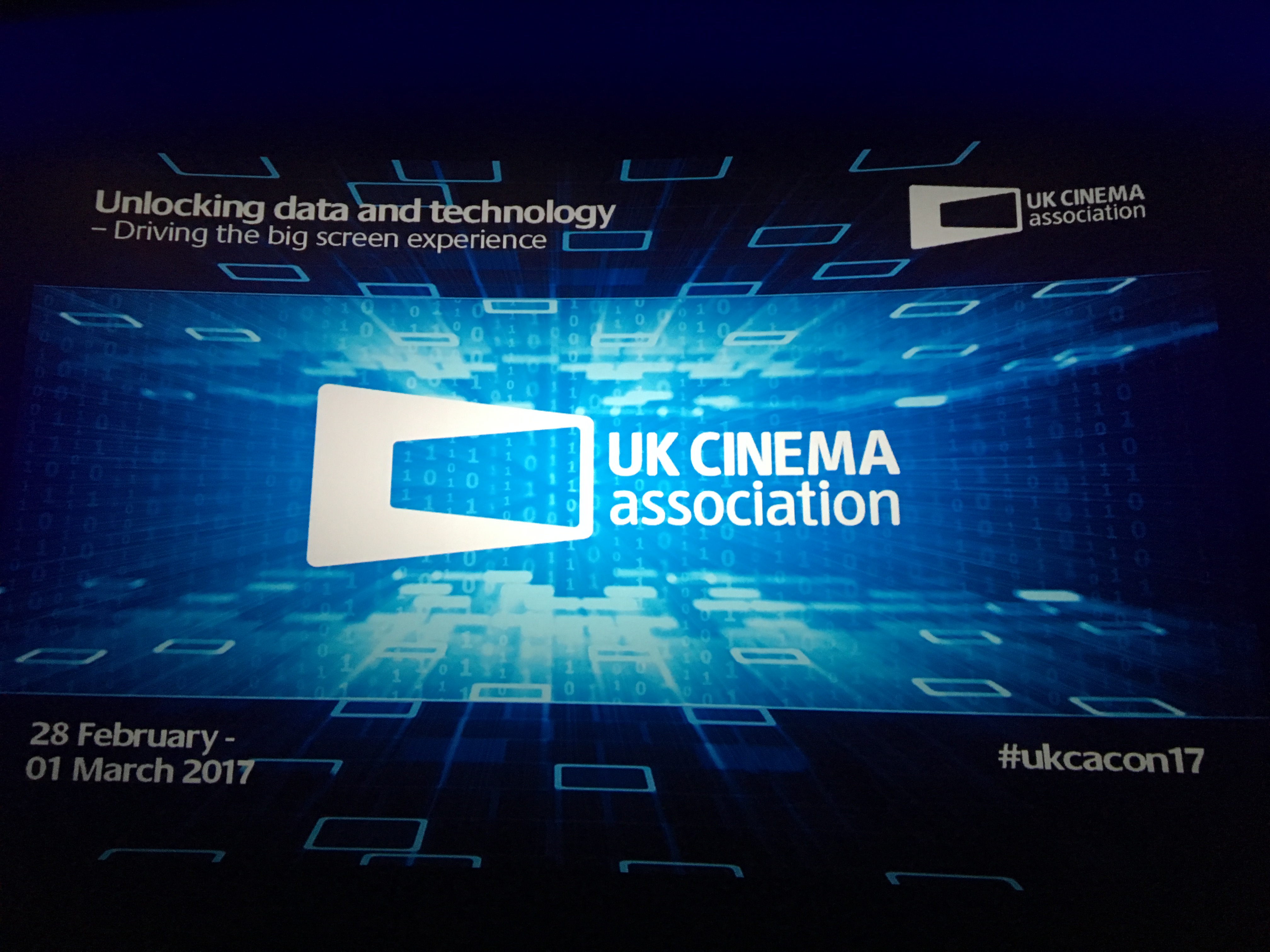 Unlocking Data and Technology: Driving the big screen experience – the UKCA 2017 Conference