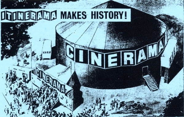 A History of Itinerama by Mikael Barnard