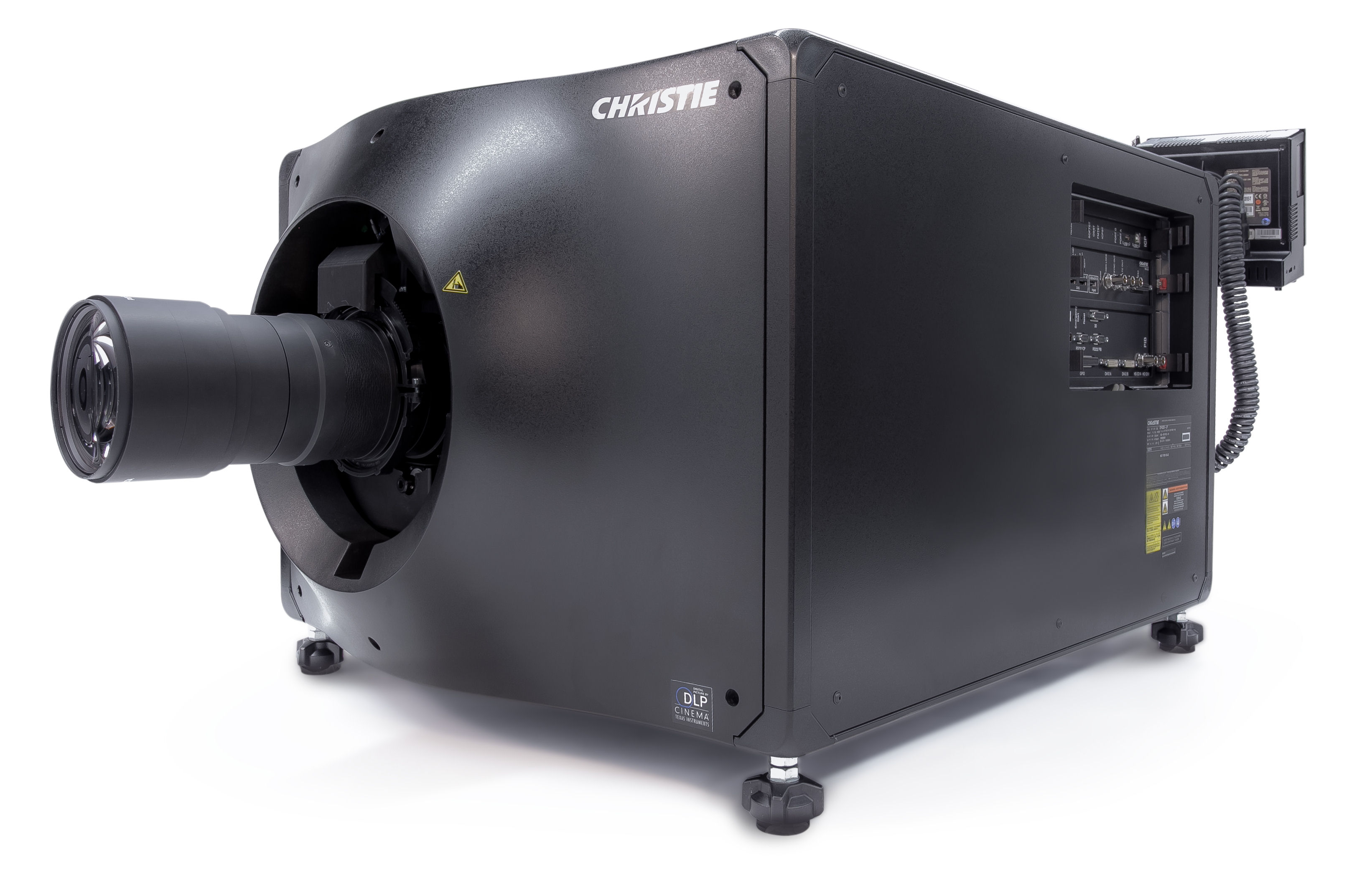 First Pure RGB Laser projector for mainstream cinema exhibition