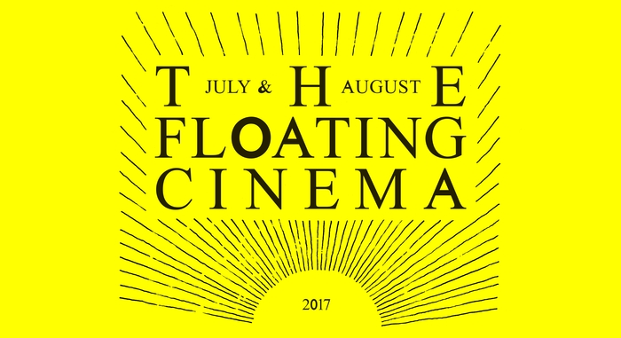 The Floating Cinema 2017 programme is now live, book your free ticket!