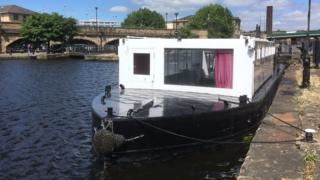 Floating cinema casts off for Hull City of Culture tour – BBC News