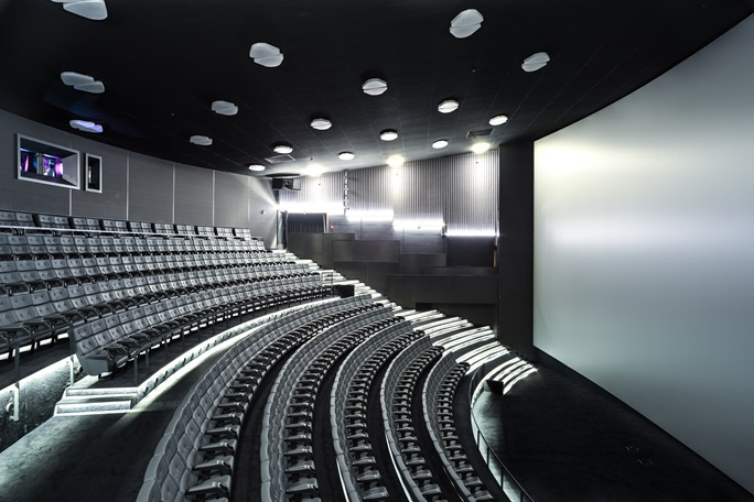 Cinamon to become the first Baltics-based cinema chain fully equipped with Barco laser projection – Barco