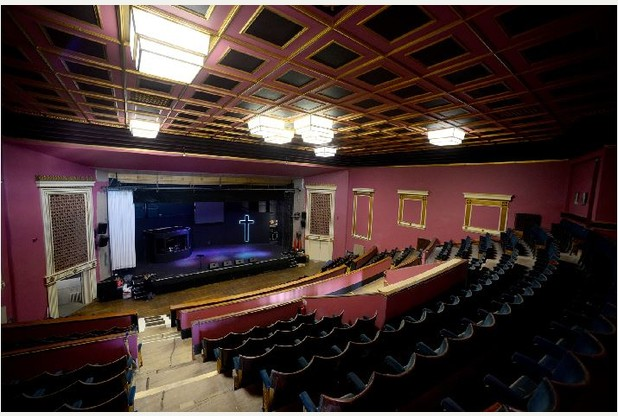 See inside the renovated iconic Riviera Cinema in Teignmouth | Devon Live
