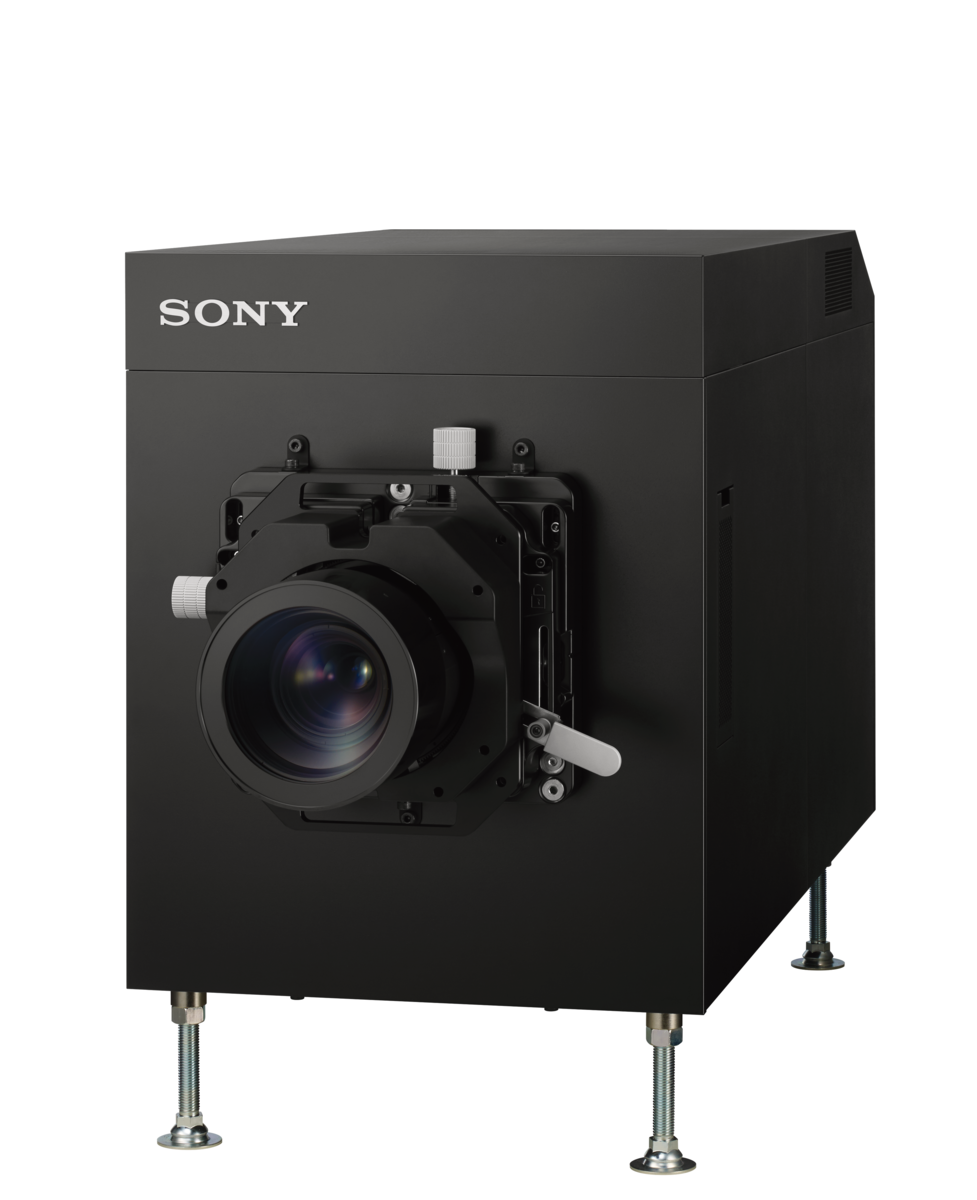 Sony launches first HDR-ready 4K laser digital cinema projectors with high contrast ratio of 10,000:1