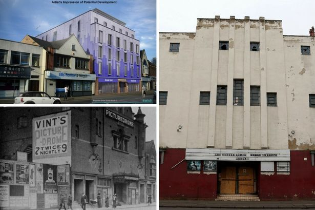 Landmark cinema building set to be converted into 47 flats and two shops – Derby Telegraph