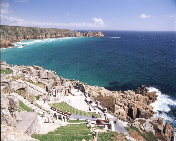 Iconic Minack Theatre to become outdoor cinema for first time – Cornwall Live
