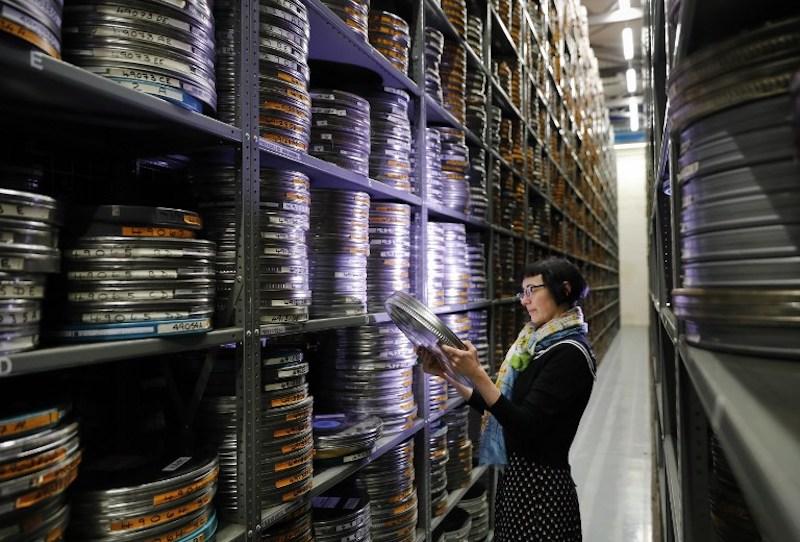 Hidden film treasures brought to life in British vault   Showbiz   Malay Mail Online