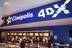 Cinépolis Plaza Satélite cinema in Mexico now powered by Barco Smart Laser Projectors – Barco