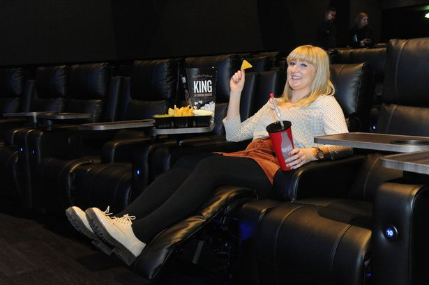 East Kilbride News gets exclusive first look inside Europe's first luxury Odeon cinema – Daily Record