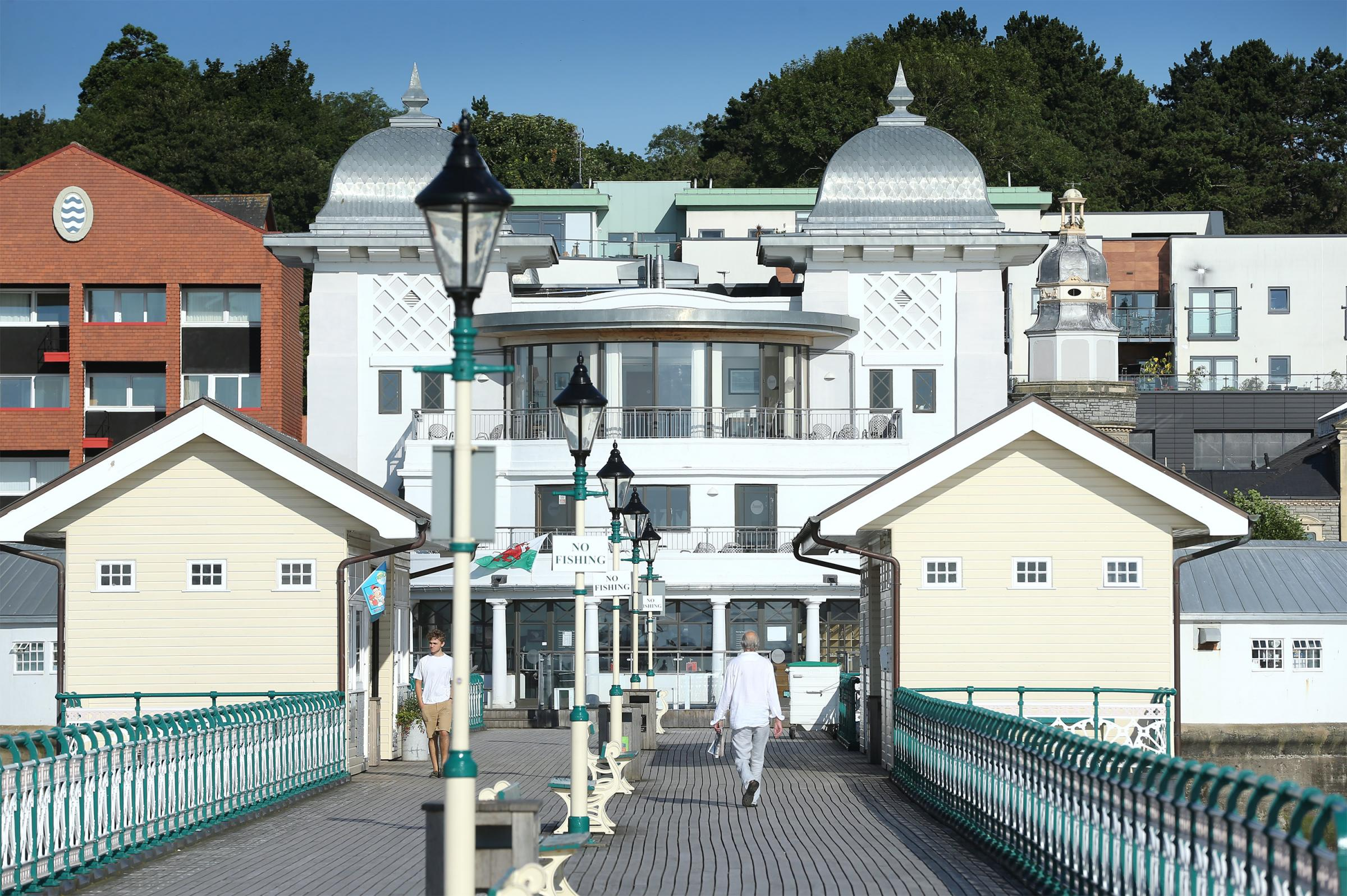 UPDATE: Pier pavilion cinema set to be used for pop up cinemas and film clubs in future as PACL announces its plans for the building | Penarth Times