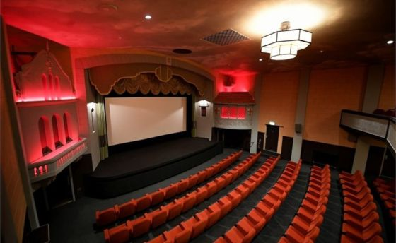 Historic cinema returned to former glory