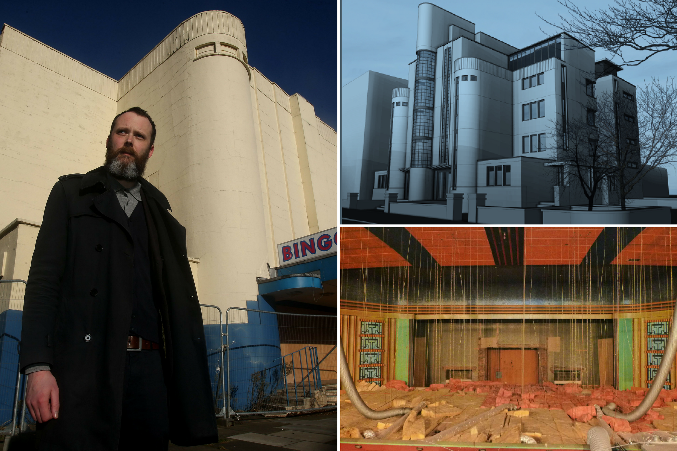 Art deco cinema in demolition battle | HeraldScotland