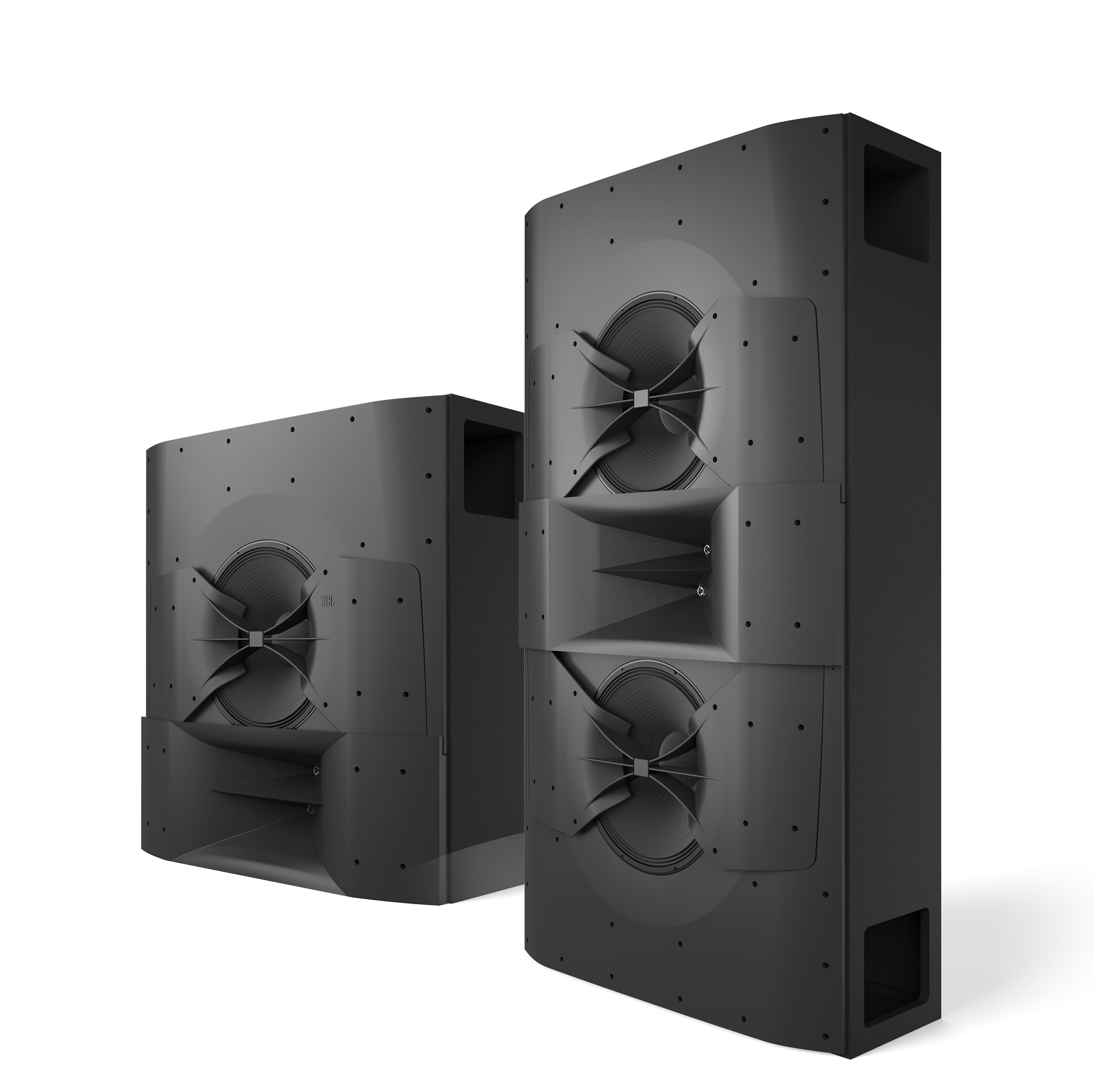 HARMAN Professional Solutions Announces Availability of JBL C221 and C222 Two-Way ScreenArray Cinema Loudspeakers