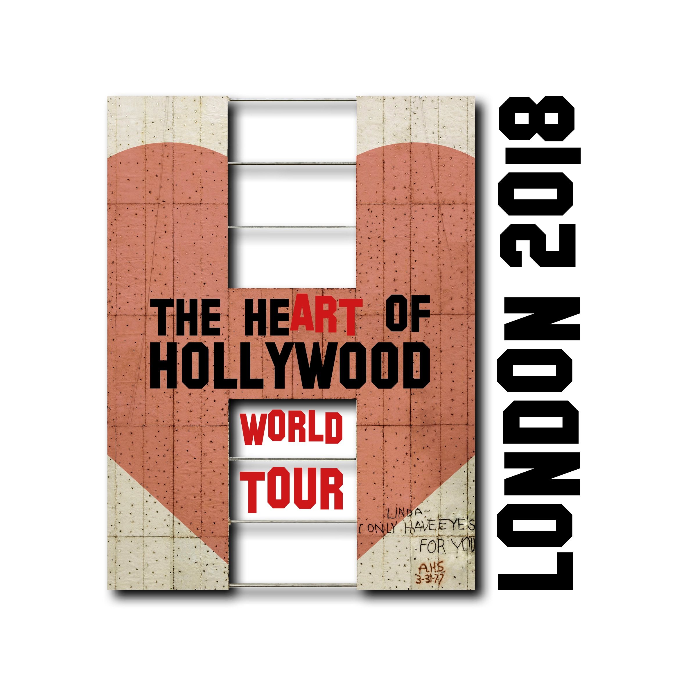 The Heart of Hollywood Tour