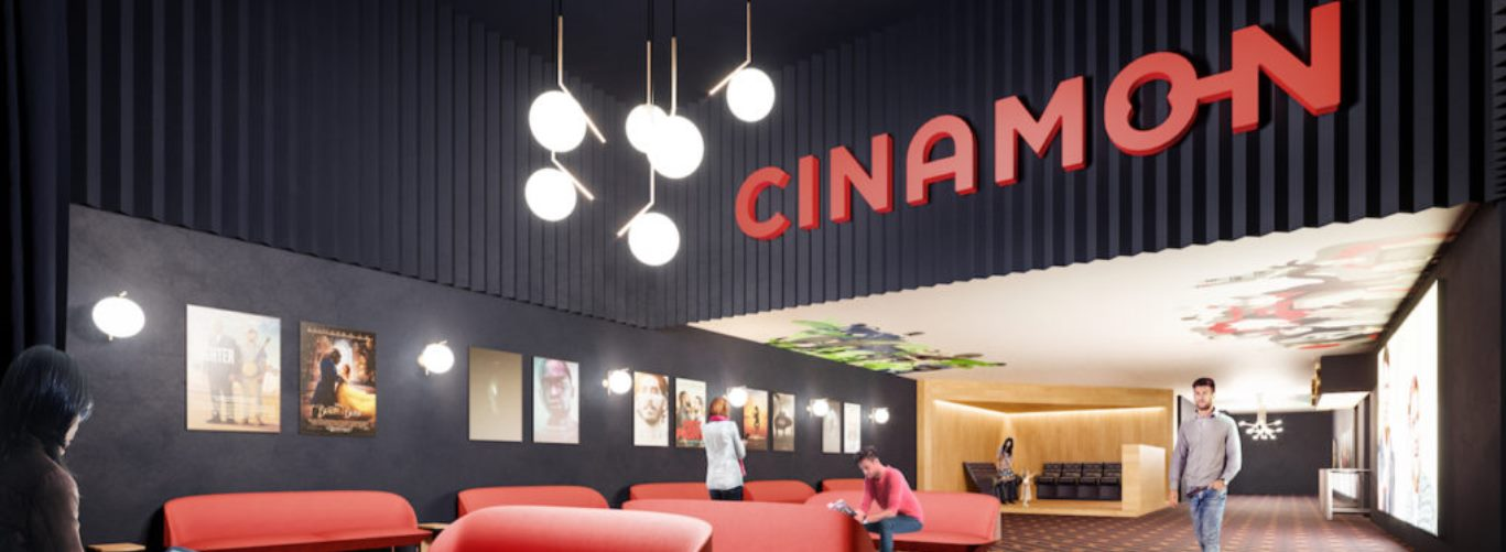 Cinionic | Cinamon revives stylish cinema experiences with Barco Laser